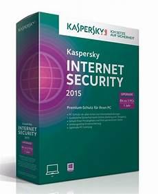 kaspersky security 2015 upgrade 3 lizenzen