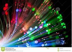 fibra ottica illuminazione illuminazione di fibra ottica fotografia stock immagine