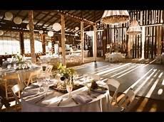 rustic barn wedding decoration ideas youtube