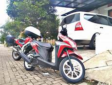 Modif Vario Sederhana by Modifikasi Sederhana Honda Vario 125 Fi Untuk Touring