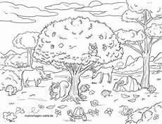 ausmalbilder tiere afrika kostenlos