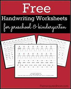 printable letter a worksheets for preschoolers 23013 free printable handwriting worksheets for preschool kindergarten free homeschool deals