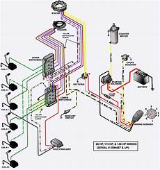 Yamaha 115 Hp Outboard Wiring Diagram by Mercury Outboard Wiring Diagrams Mastertech Marin
