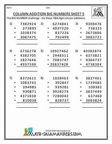 subtraction worksheets difficult 10043 addition worksheets