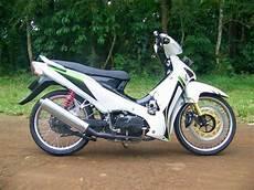 Modifikasi Fit X by 6 Gaya Modifikasi Motor Fit X Keren Variasi Motor Mobil