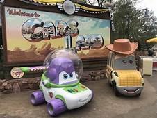 Buzz Lightyear And Woody Cars Land Pin Set  Disney Pins Blog