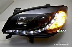 sw light headlights opel zafira a 99 05 led positionlight