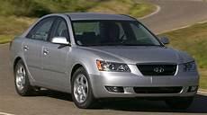 2006 Hyundai Sonata Reviews by View The Drive Review Of The 2006 Hyundai