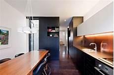 barracks house copper splashback copper kitchen home