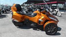 007316 2014 Can Am Spyder Rt S Se6 Used Motorcycles