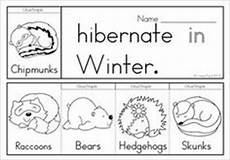 winter animals coloring pages for preschool 17197 10 best images of my favorite animal worksheet verb worksheets pdf animal habitat