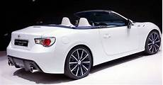 2019 toyota gt 86 convertible release date price