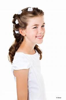 weise farbe haarklammern kommunion wei 223 6er set haarklammern f 252 r
