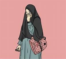 Fantastis 30 Gambar Kartun Muslimah Yg Keren Miki Kartun