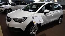 2018 Opel Crossland X Edition 1 2 Exterior And Interior