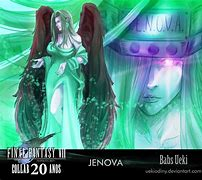 Image result for Je Nova FF7
