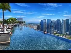marina bay sands infinity pool im 57 stock singapur