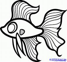 fish drawing for free on clipartmag