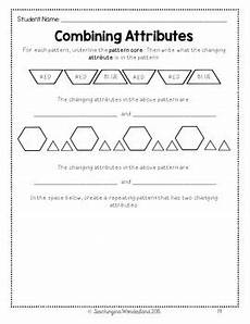 growing patterns worksheets pdf 216 grade 2 patterning activity packet by teachinginawonderland tpt