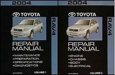 car engine repair manual 2004 toyota rav4 regenerative braking 2004 toyota rav4 repair shop manual 2 volume set original