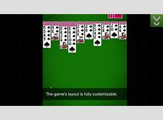 microsoft spider solitaire download free