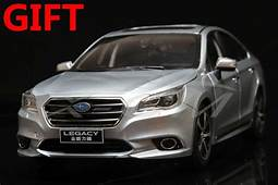 Car Model Subaru All New Legacy 118 Silver  SMALL GIFT