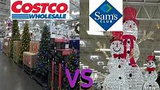 Sam S Club Decorations by Costco Vs Sam S Club Decorations And Toys