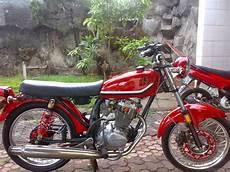 Modif Motor Cb 100 by 10 Modifikasi Motor Honda Cb 100 Keren Dan Elegan Otomotiva
