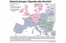 Maut Und Vignetten In Europa 220 Berblick Autobild De