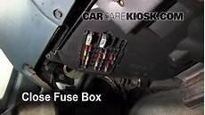 interior fuse box location 1990 1999 buick lesabre 1992 buick lesabre limited 3 8l v6
