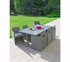 carrefour salon de jardin carrefour set encastrable de jardin osaka 1 table 6