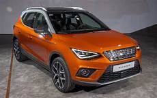 2018 seat arona crossover priced from 163 16 555 in uk