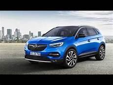 Opel Crossland X El Segundo Miembro De Una Nueva Familia