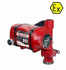 Pompe De Transfert Carburants Fill Rite Nx3205e Service