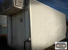 caisse frigorifique 177 30m3 occasion vendu