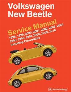 motor repair manual 2005 volkswagen new beetle electronic toll collection 1998 2010 2004 2005 2006 vw beetle shop service repair