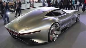 Mercedes Vision Gran Turismo Hypercar Concept Walkaround
