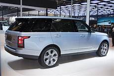 Majesty The Has A Hybrid Range Rover Lwb
