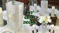 dollar store diy glam white flowers spring wedding