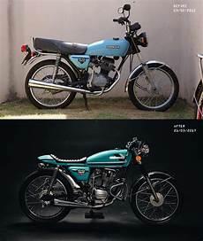 Cafe Racer Honda 125