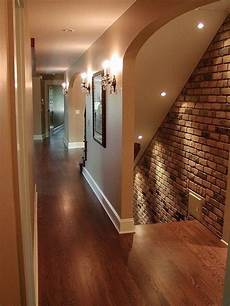light wall basement inspired ways to light stairs deborah nicholson lighting and interior