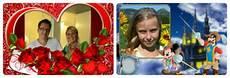 cadre photo en ligne montage photo en ligne avec loonapix