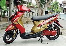 Modifikasi Motor Mio Soul Simple by Modifikasi Mobil Dan Motor Yamaha Mio Soul 11 Gaya