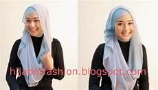 Tutorial Cara Cepat Memakai Jilbab Pashmina Tutorial