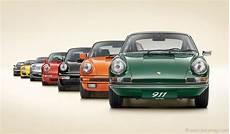 toutes les porsche 50 years of the porsche 911 dolce luxury magazine