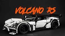 volcano rs lego technic supercar w