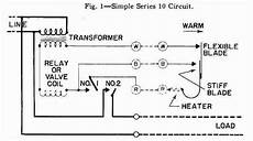 internal wiring diagram of a thermostat honeywell rth2300 thermostat wiring diagram