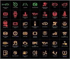 Auto Licht Symbole - pin on useful for