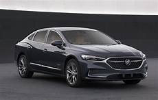2020 buick lacrosse refresh leaked 2020 buick lacrosse gets subtle refresh carbuzz