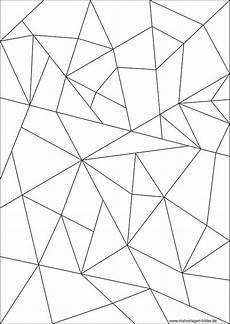 Malvorlagen Einfache Formen Mosaik Ausmalbild Muster Zum Ausmalen Mosaik Mosaik Muster
